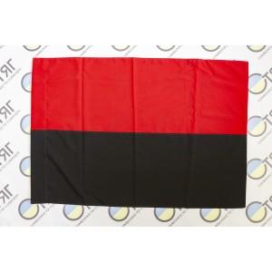 Флаг УПА с габардина - 90*135см