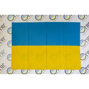 Прапор України з габардину 90*135см