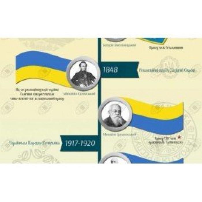 Історія українського прапора