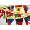 Гірлянда – 14 країн світу на присосках (100см*12см)