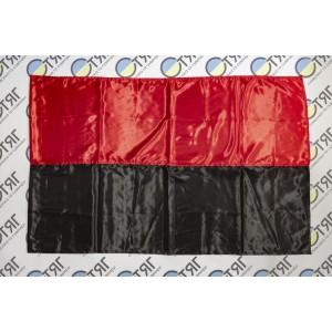 Флаг УПА из атласа - 90*135см