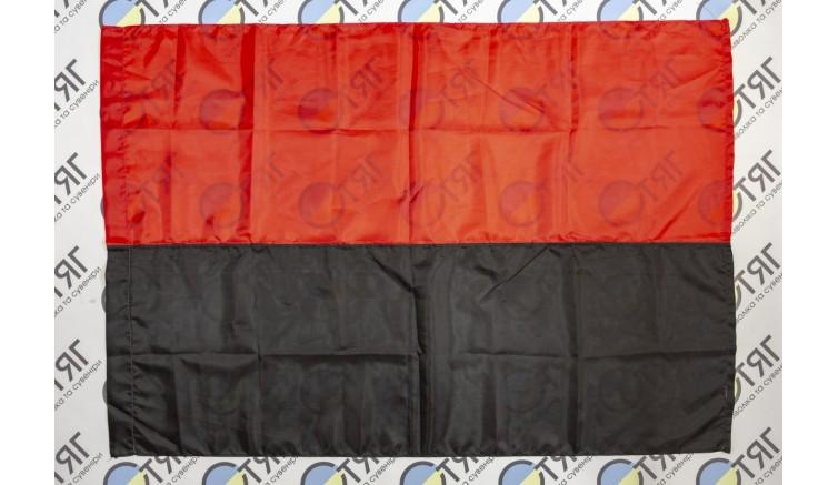 Прапор УПА з нейлону - 90*135см