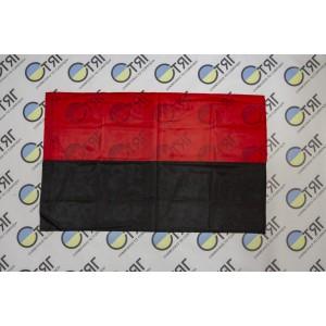 Флаг УПА из нейлона - 70*105см